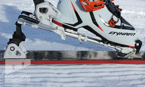 Tyrolia Ambition 12 Alpine Touring Binding Review
