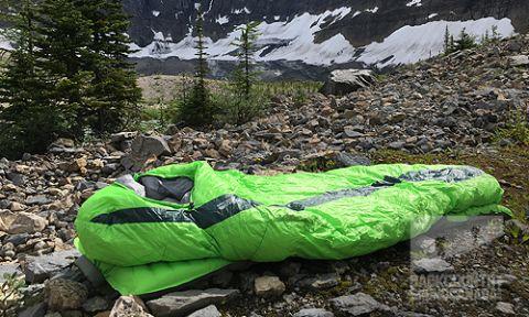 Therm A Rest Questar Hd Sleeping Bag Video