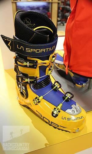 Sneak Peek At Next Year S Gear La Sportiva Spectre 2 0