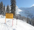 Whitewater Avalanche Conditions Report