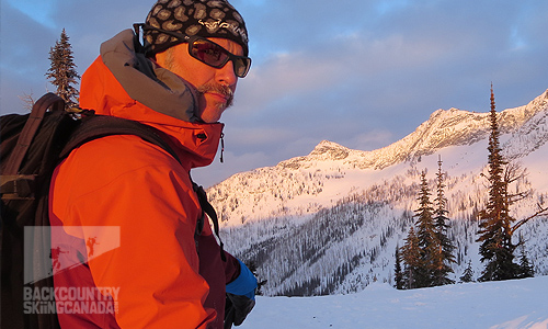 Avalanche Skills Training course