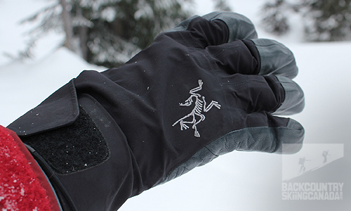 Arcteryx Caden Gloves