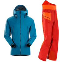 Arcteryx Lithic Comp Jacket and Pants