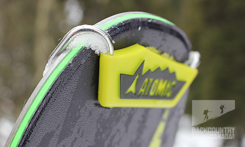 Atomic_Charter_Skis_and_Skins_Review on Atomic Charter Skins