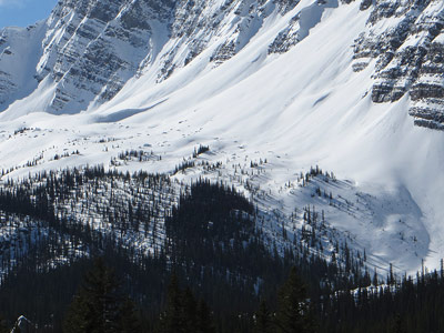 Backcountry Skiing Banff National Park