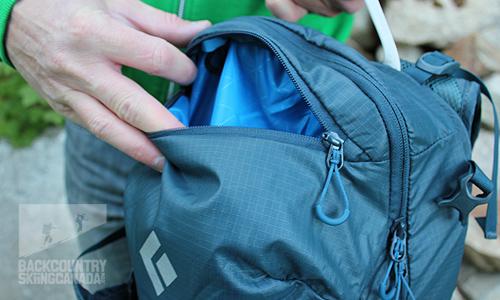 Black Diamond Nitro 22 Backpack Review