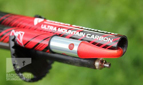 Black Diamond Ultra Mountain Carbon 3IW3CQ5HYQ