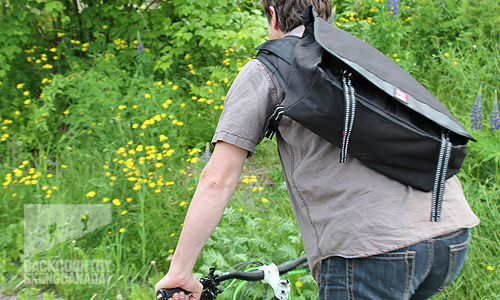 Chrome Buran Messenger Bag Review