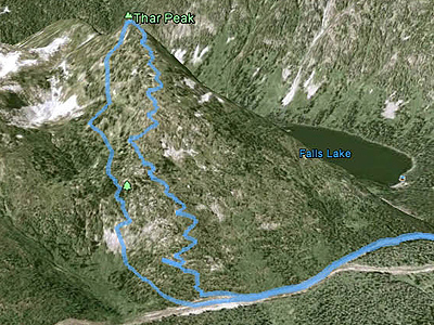 Thar-Peak-Backcountry-SKiing-Route
