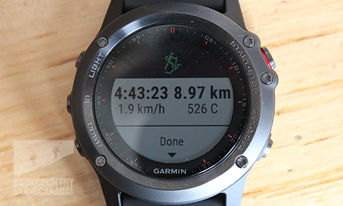 Garmin Fenix 3 Watch Review