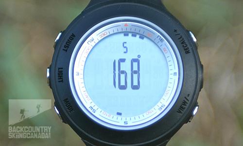 Highgear Summit, Altitech, Altimeter . Highgear Watches ...