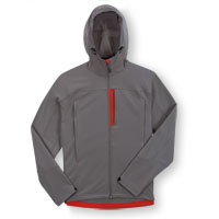 Ibex Equipo soft shell jacket