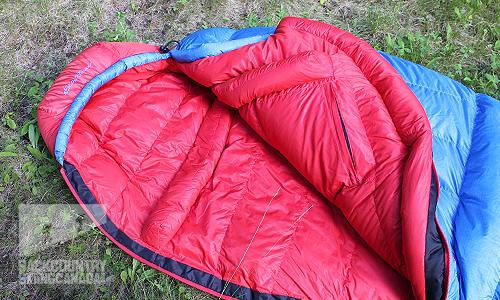 First Ascent Karakoram 20 sleeping bag review & Ascent Karakoram 20 sleeping bag review
