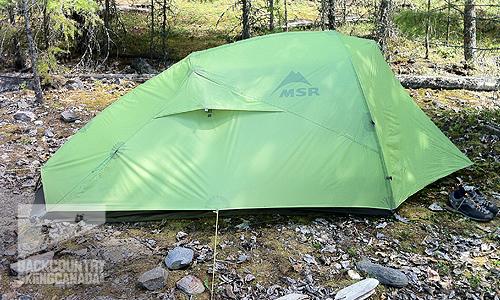 MSR-Nook-Tent-Review & MSR Nook Tent Review