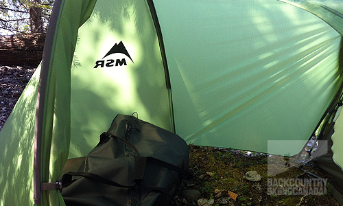 MSR-Nook-Tent-Review & MSR Nook Tent Review