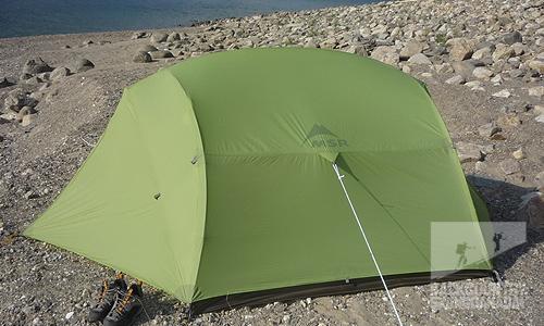 MSR Carbon Reflex 3 Tent & MSR Carbon Reflex 3 Tent review