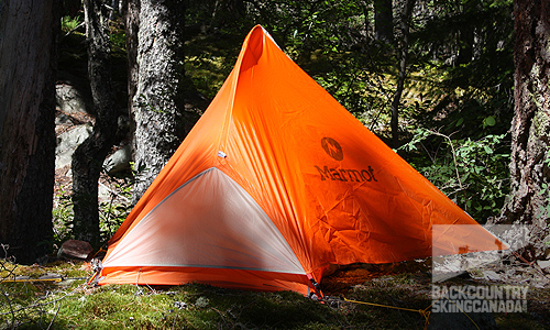 Marmot Eos 1P Tent & Marmot Eos 1P Tent Review