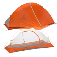 Marmot Eos 1P Tent  sc 1 st  Backcountry Skiing Canada & Eos 1P Tent Review