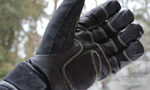 Mountain Hardwear Compulsion Glove Review