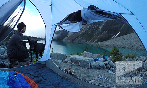 Mountain Hardwear Optic 2.5 Tent & Mountain Hardwear Optic 2.5 Tent Review