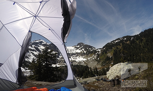 Mountain Hardwear Optic 2.5 Tent Review