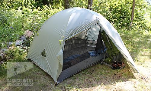 Mountain Hardwear Skyledge 3 DP Tent & Mountain Hardwear Skyledge 3 Tent Review