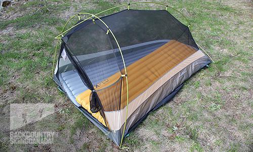 Mountain Hardwear SuperMega UL 2 Tent & Mountain Hardwear SuperMega UL 2 Tent Review