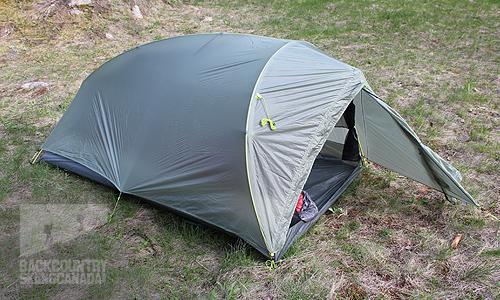 Sierra Designs Lightning 2 UL Tent Review & Mountain Hardwear SuperMega UL 2 Tent Review