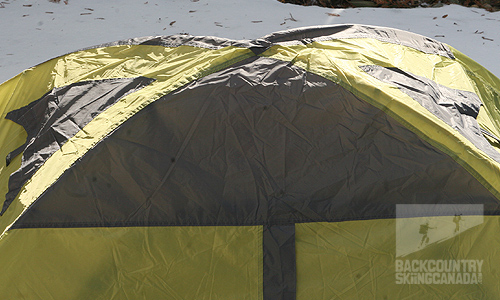 Mountain Smith Morrison 2 person tent & Mountain Smith Morrison 2 Person Tent Review