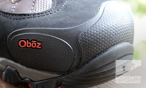 Oboz Beartooth Boots and Oboz Firebrand 2 Hiking Shoes