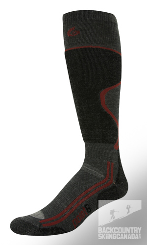 Point 6 Ski Light Cushion Sock