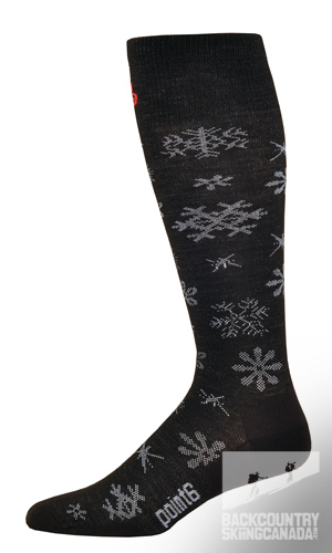 Point 6 Ski Blizzard Ultra Light Sock