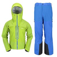 Rab Neo Guide Jacket and Pants