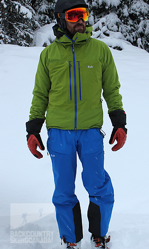 Rab Neo Guide Jacket and Pants review
