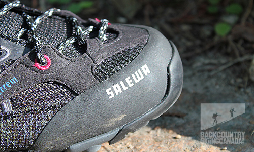 Salewa MS Firetail Approach Shoe and Salewa MS Rapace GTX Light Mountaineering Boot