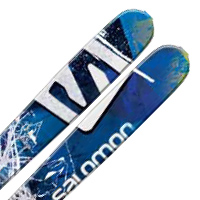 Salomon Q-98 Skis Review