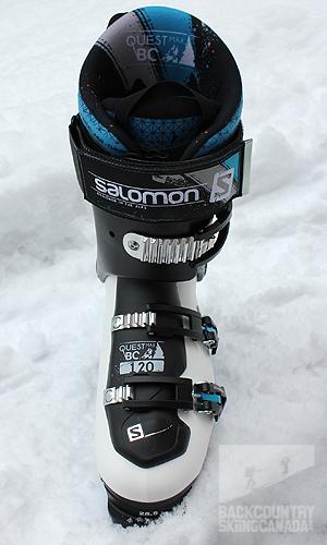 Salomon Quest Max 120 Bc Boot Review