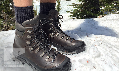 Scarpa Kinesis Pro GTX Boot Review