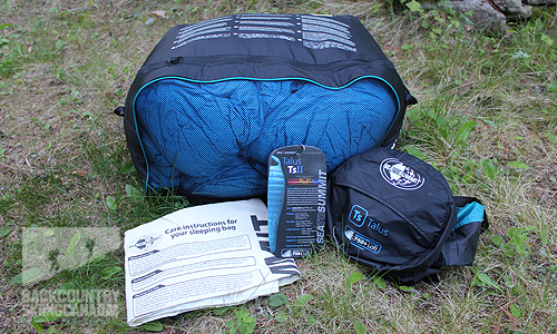 Sea to Summit Talus TS3 Sleeping Bag