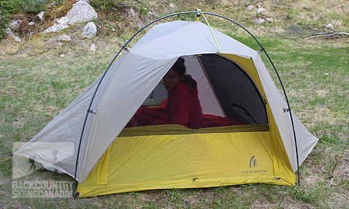 Sierra Designs Lightning 2 UL Tent & Sierra Designs Lightning 2 UL Tent Review