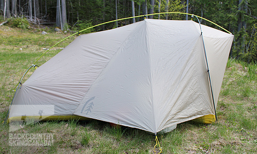 Sierra Designs Lightning 2 UL Tent & Designs Lightning 2 UL Tent Review