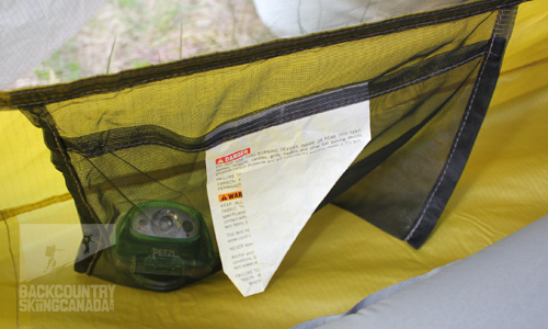 Sierra Designs Lightning 2 UL Tent Review