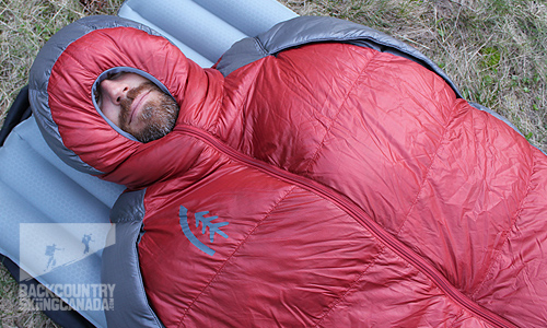 Sierra Designs Mobile Mummy 800 2 Season Bag