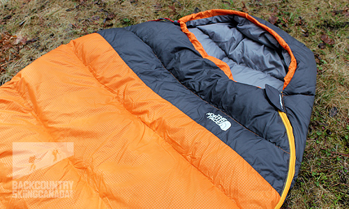 The North Face Furnace 35 Sleeping Bag Review