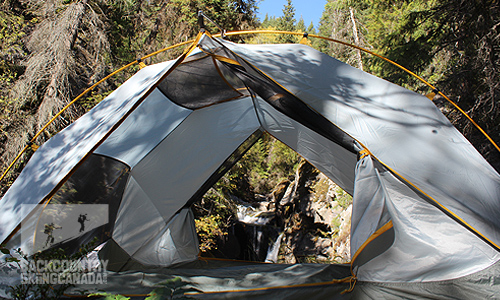 The North Face Talus 3 Tent & The North Face Talus 3 Tent Review