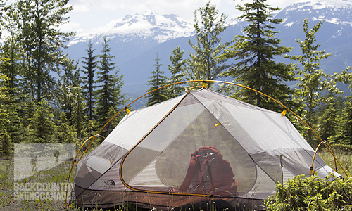 The North Face Triarch 1 Tent & The North Face Triarch 1 Tent Review