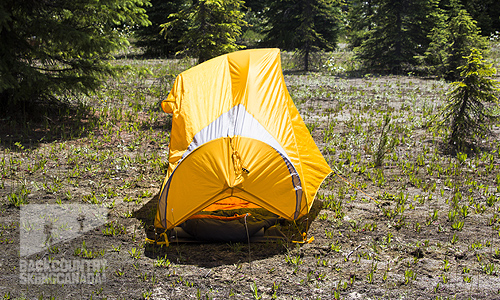 The North Face Triarch 1 Tent & North Face Triarch 1 Tent Review