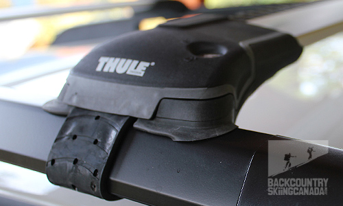 Thule Aeroblade Edge 7503 And Thule Aeroblade Edge 7502