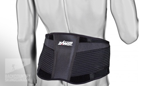 Zamst ZW-7 Back Brace Review