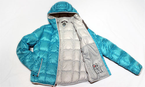 First Ascent Downlight Hooded Jacket for Women